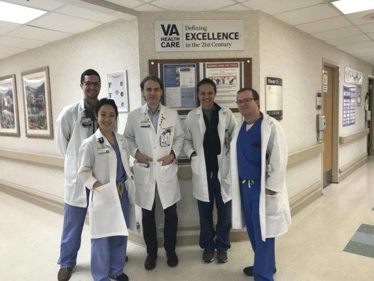 Internal Medicine team 2 and Nephrology May 2018