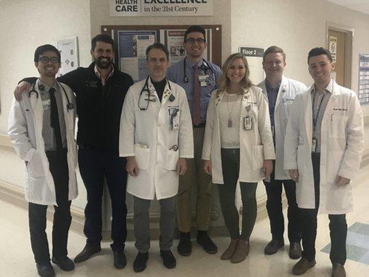 Medicine Team 1 October 2019