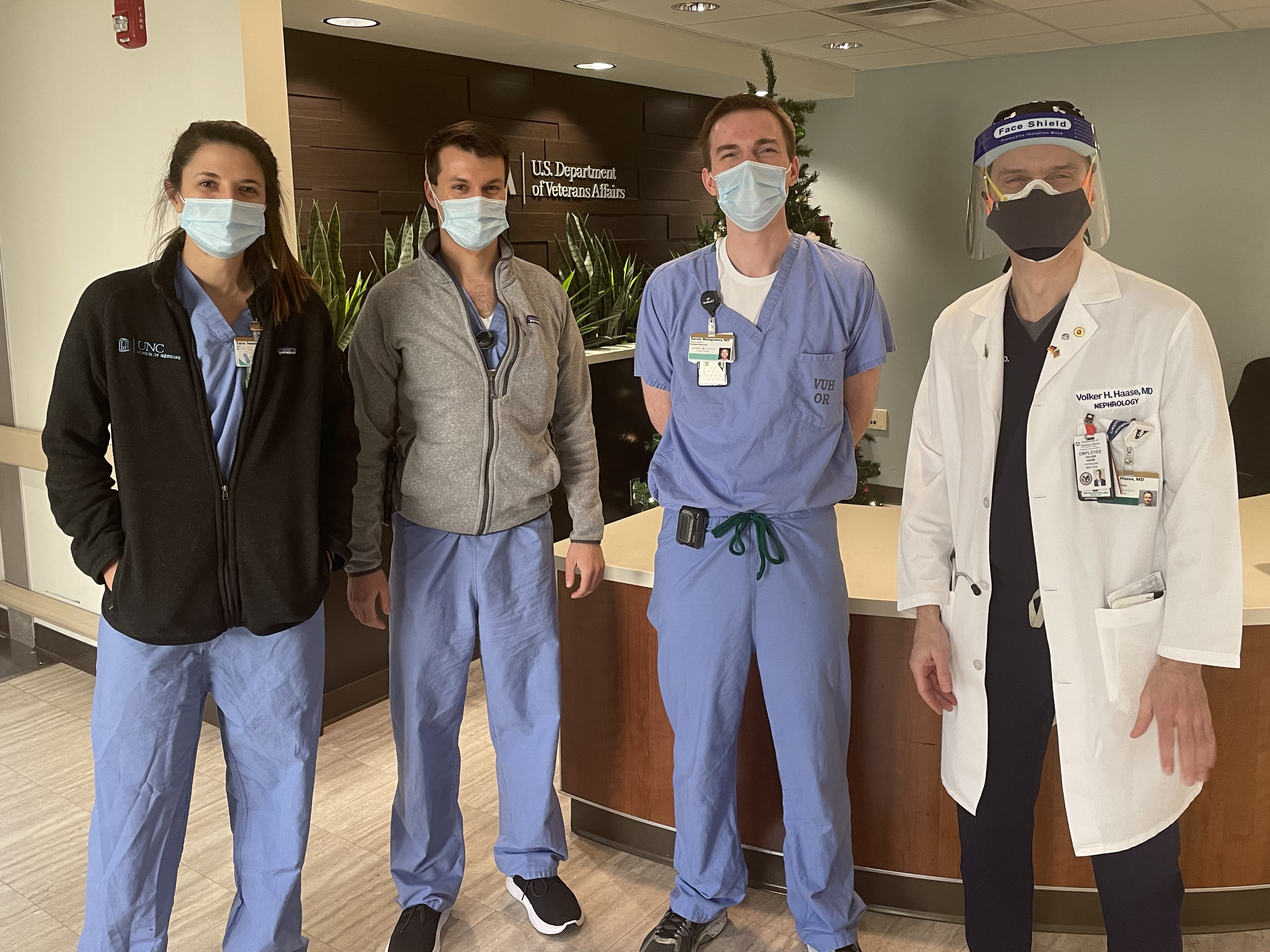 Medicine Team 1, Dec 2020-2