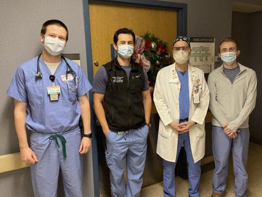 Medicine Team 1, Dec 2020-1