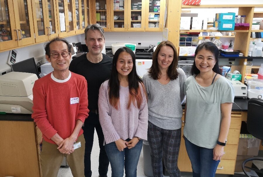 Haase Lab in 2017